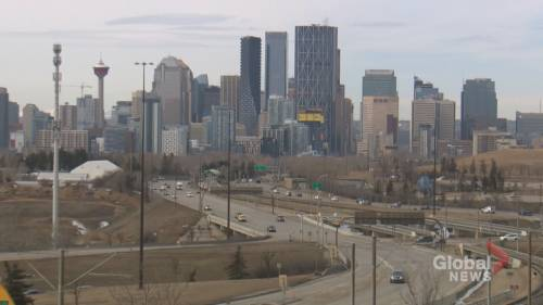 Calgary's unemployment rate is highest in Canada | Watch News Videos Online