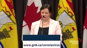 Coronavirus outbreak: N.B. reports 2 new cases of COVID-19, bringing total reported cases in province to 68