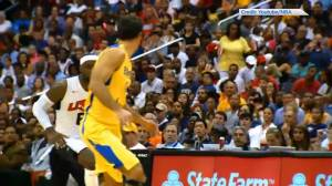 NBA protest significance: expert explains (05:14)