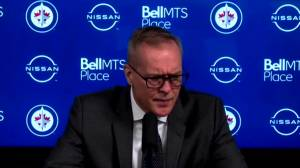 RAW: Winnipeg Jets Paul Maurice Interview – Feb. 11 (04:53)