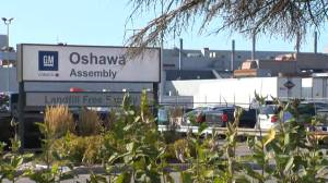 All vehicle production halted at Oshawa GM plant due to U.S. strike (01:48)