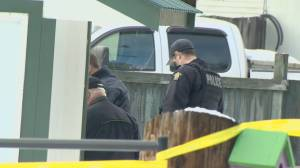 Suspect in double homicide outside Creston is found dead in Salmo (01:41)
