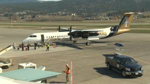 YLW to stop hosting international passenger flights April 9 for duration of pandemic