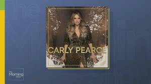 Checking in with country star Carly Pearce
