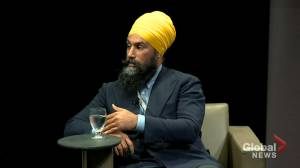 My presence in Quebec 'is an act of defiance' against Quebec Bill 21: Singh