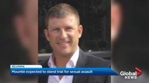 Kelowna Mountie's trial date set for sexual assault allegation