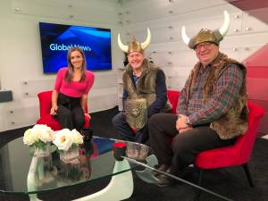 Local Waste Warriors take on Waste Reduction Week in Canada