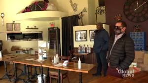 Restaurant owners press Legault government for answers following extension of COVID-19 restrictions (02:06)