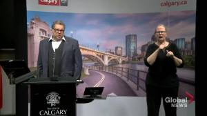 Nenshi gives details on City of Calgary layoffs due to COVID-19 pandemic