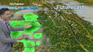 Kelowna Weather Forecast: July 28