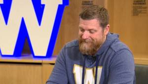 Winnipeg Blue Bombers head coach Mike O'Shea on the importance of family