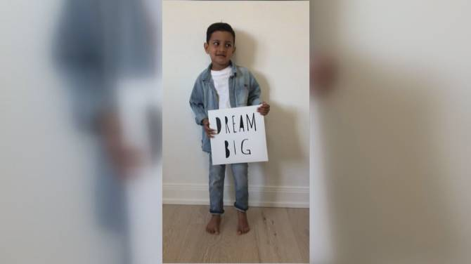 Click to play video: Vancouver family shares how 'Jean Up' campaign funds personalized care  at BC Children's Hospital