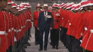 Remembering Prince Philip's contributions to Canada (02:58)