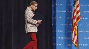 Remembering U.S. Supreme Court Justice Ruth Bader Ginsburg