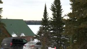 Search called off for missing snowmobiler (01:12)