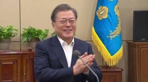 South Korean president congratulates 'Parasite' on multiple wins at Oscars