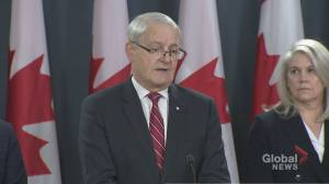 Black box data could answer questions for Canada, victims: Garneau