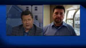 Matt Lee chats with Global News Morning (05:35)