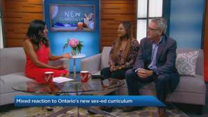 Breaking down Ontario's new sex-ed curriculum
