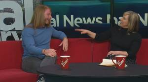 Comedian JP Sears comments on Calgary