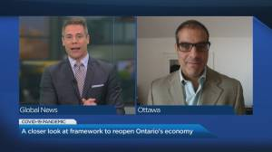 Breaking down the plan to reopen Ontario's economy