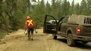 Manitoba wildfire battle could receive international help (00:41)