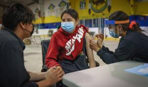 Experts weigh in on how to boost Alberta's sluggish COVID-19 vaccination rates (02:07)
