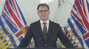B.C. health minister announces new resources for emergency services (04:40)