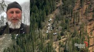 'Extremely experienced wildlife' man dead after incident believed to be a bear attack (01:48)