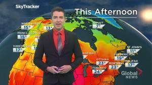 Saskatchewan weather outlook: June 11 (02:49)