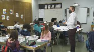 Alberta's COVID-19 policy shift raising concerns for parents, teachers before school year (01:51)
