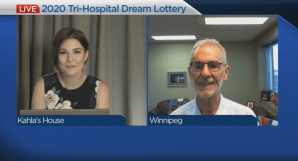 2020 Tri-Hospital Dream Lottery: Ted's Story