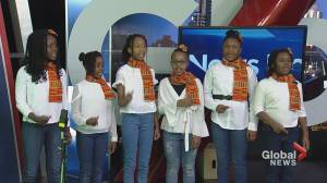 Gospel choirs celebrate Black History Month with concert extravaganza