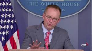 Mulvaney says no 'cover up' on Ukraine proven by what Trump administration has done