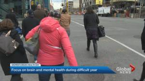 COVID-19 raises new concerns for brain health, experts say (02:24)