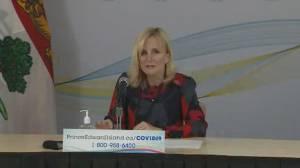 Coronavirus: PEI's top doctor details what suspending Atlantic bubble participation means (05:27)