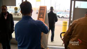 Black Friday sees customers flood Moncton stores