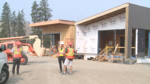 South Okanagan wine village on its way