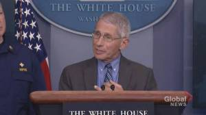 Coronavirus outbreak: Fauci says U.S. may not ever get back to how things were pre-coronavirus