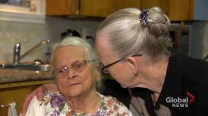 N.B. family relieved 90-year-old woman escaped house fire