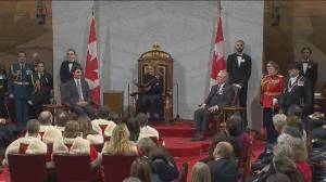 Opposition says throne speech failed to bridge divides