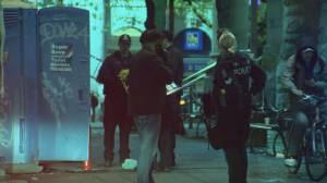 Police make plea for mother as body of newborn found in Vancouver portable bathroom