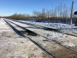 Blockade on CN rail line in Edmonton removed, injunction granted