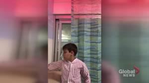Jim Pattison Children's Hospital tour (03:53)