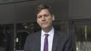 'Pleased to be going ahead in federal court': Eby reacts to courts decison on pipeline dispute