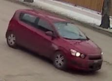 Winnipeg police release video of car of interest in Christmas Day homicide
