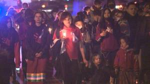 Vigil held for teen found dead in Edmonton last week (01:30)