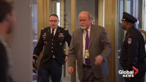 Vindman arrives in Congress to testify in impeachment inquiry