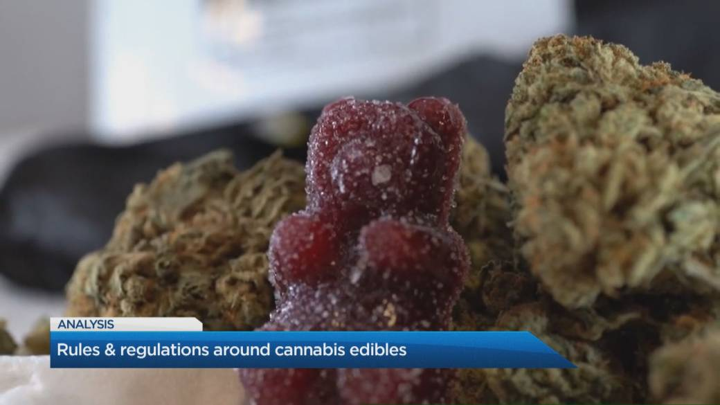 Click to play video: 'What you need to know about marijuana edibles'