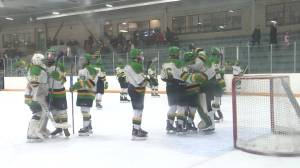 The Amherstview Jets look forward to the Junior C playoffs